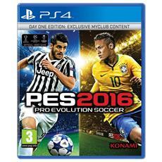 PS4 - Pro Evolution Soccer 2016 (PES2016)