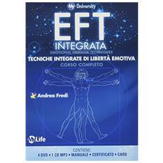 EFT integrata. Tecniche integrate di libertà emotiva. Con 4 DVD. Con CD Audio formato MP3