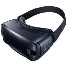 Visore di Realtà Virtuale Gear VR per Galaxy S6, S6 Edge, S6 Edge+ S7 e S7 Edge colore Nero - Italia