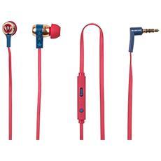 Aurcolari con microfono DC WonderW