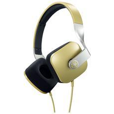 HPH-M82 Cuffie con Microfono Colore Oro
