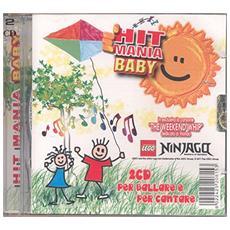 Hit mania baby. Con CD Audio