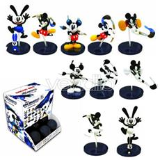 Gacha Figures Disney Epic Mickey Assort.