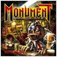 Monument - Hair Of The Dog (Gatefold)