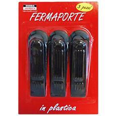 Fermaporta X 3 Pezzi Casre4708 - Accessorio Per La Casa