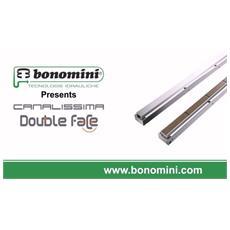 Canalissima Cm 60 In Alluminio Double Face - Canaletta