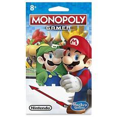 Gioco da Tavolo Pacco di Figura Monopoly Gamer