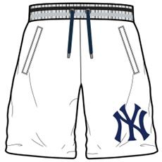 Short Wrest Yankees Bianco M