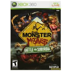 X360 - Monster Madness: Battle For Suburbia