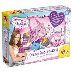 Violetta Dream Decorations