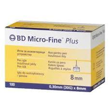 Aghi Penna per Insulina 30g 8mm