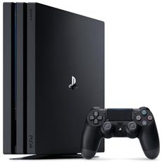 Console Playstation 4 Pro 4K e HDR 1 Tb