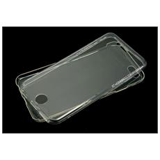 Iphone 6 6s Custodia Full Body Trasparente In Gomm