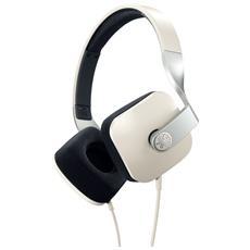 HPH-M82 Cuffie con Microfono Colore Bianco