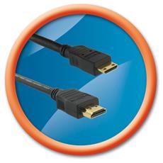 HDMI - mini HDMI 1m HDMI Mini-HDMI cavo HDMI