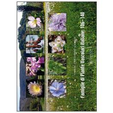 Famiglie di piante vascolari italiane 106-140. Con CD-ROM