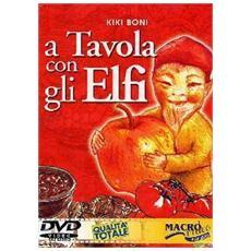 DVD A TAVOLA CON GLI ELFI (es. IVA)