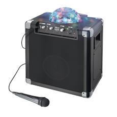 Diffusore Fiesta Disco Potenza 50 W Wireless - Nero