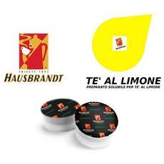 Capsule Hausbrandt The Limone In Foglie Confezione 10pz.
