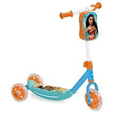 Monopattino Baby 3 Ruote My First Scooter Vaiana, 18474