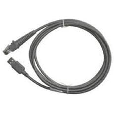 90A052211, USB A, Maschio / maschio, Dritto, Grigio
