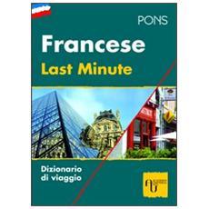 Last minute francese