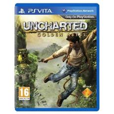 PSVITA - Uncharted Golden Abyss L'Abisso D'Oro