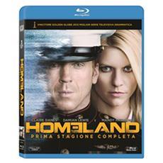 Homeland - Stagione 01 (3 Blu-Ray)