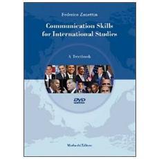 Communication skills for international studies. A textbook. Con DVD