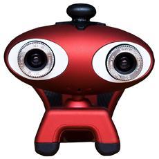 Crazy Cam 3D Colore Rosso Usb