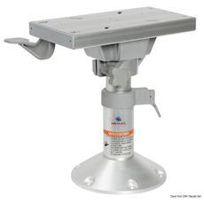 Base e colonna + supporto sedile h. 280/380