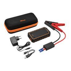 PowerBank da 10000 mAh con Set di Riavvio d'emergenza per Auto