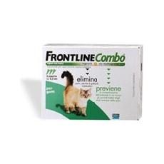 Frontline Combo Gatti 3x0,5ml