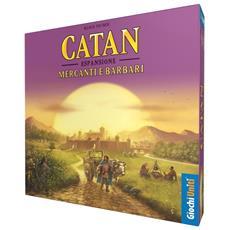 GU605 I Coloni di Catan: Mercanti e Barbari