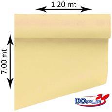 Tovaglia In Carta Col. Crema 1,20x7 Mt Dopla