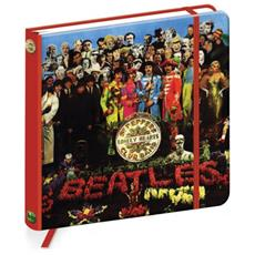 Beatles (the) : Sgt Pepper (quaderno)