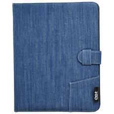 "ECJSIP001 9.7"" Custodia a libro Blu custodia per tablet"