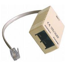 Filtro ADSL con PLUG RJ11