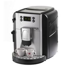 GAGGIA - Unica Macchina Caffè Espresso Automatica Serbatoio 1,7 Litri Potenza 1300 Watt Colore Silver / Nero
