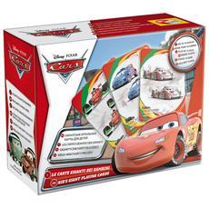 35373 - Cars 2 Carte Giganti Dei Bambini