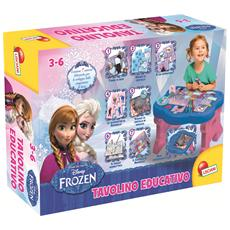 46805 - Frozen Tavolino Educativo