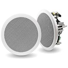 Cassa altoparlante diffusore acustico da parete o soffitto. Diametro 18cm.
