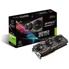 ASUS - GeForce GTX 1070 8 GB GDDR5 Pci-E DVI Dual Link /...