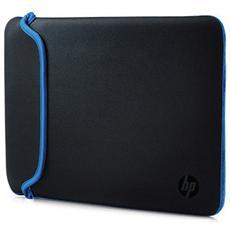 """Custodia per Notebook da 15.6"""" - Nero / Blu"""