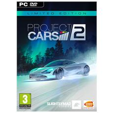 PC - Project CARS 2 Limited Steelbook Edition