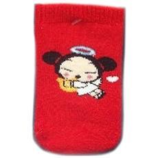 mobile sock '' rosso - [ c5689]