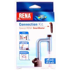 Rena Smartheater Kit Connettore Per Filtro Esterno Acquari (taglia Unica) (assortito)