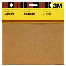 Carta abrasiva grane assortite (5 pz)