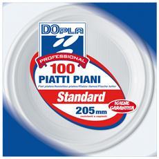 Piatti Piani Pz. 100 Cm 20,5