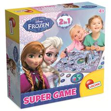LISCIANI GIOCHI - 46829 - Frozen Super Game